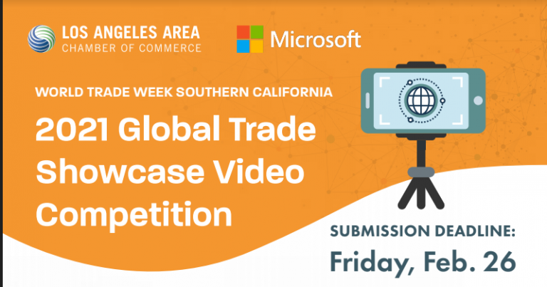 2021 World Trade Week Video Competition